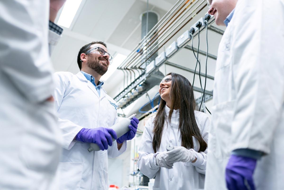 Equipe scientifiques