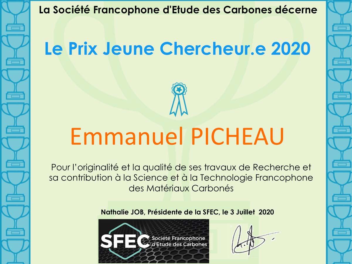Prix SFEC 2021